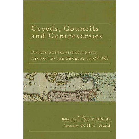 Creeds, Councils and Controversies - 3 Edition (Paperback) - image 1 of 1