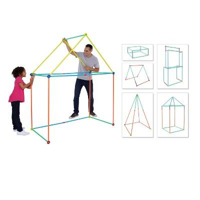 Antsy Pants™ Medium Build & Play Kids Playhouse Kit - 81pc