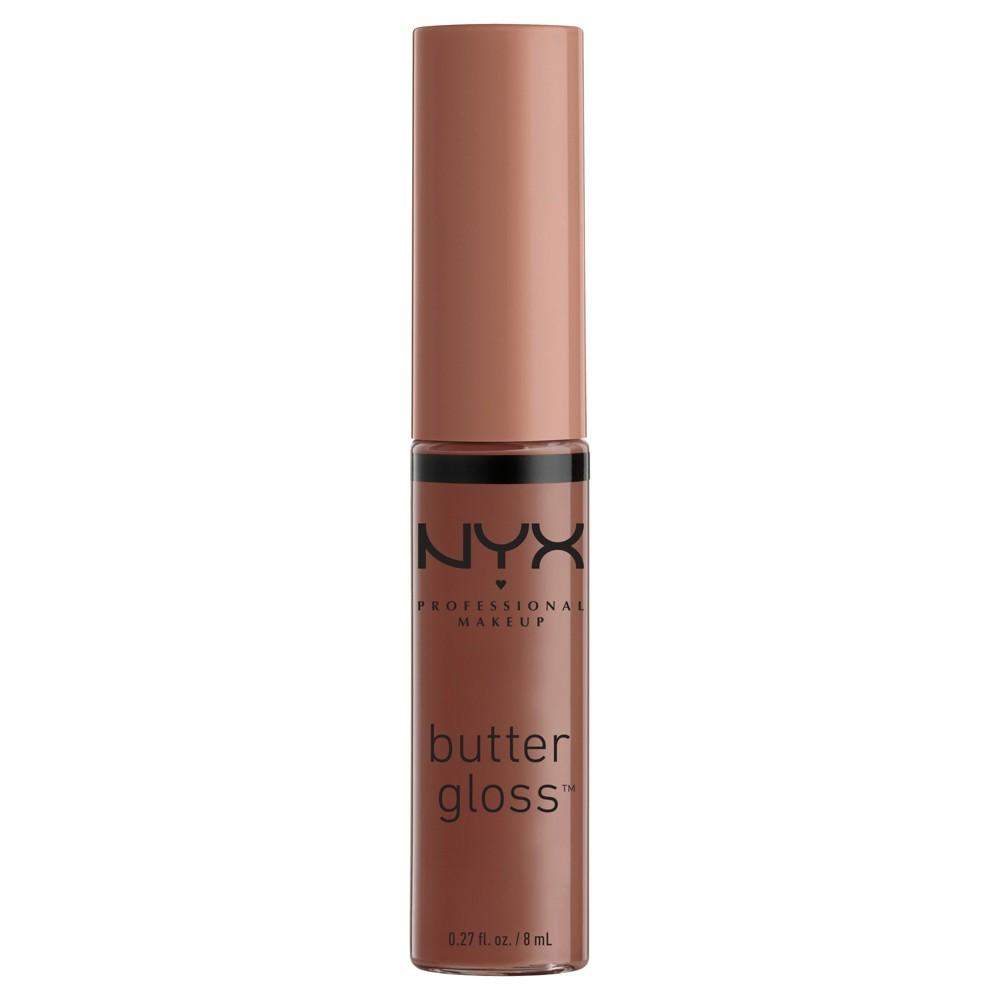 Nyx Professional Makeup Butter Gloss Ginger Snap - 0.27 fl oz