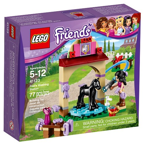 LEGO® Friends Foal's Washing Station 41123 - image 1 of 7