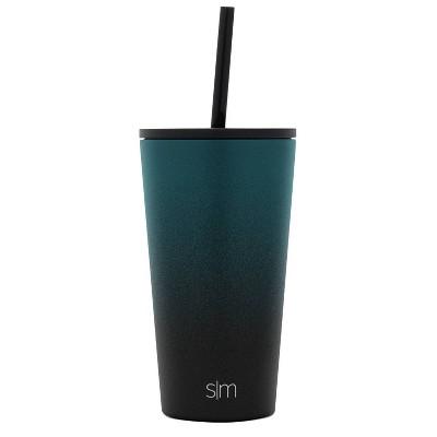Simple Modern 16oz Classic Tumbler w/ Straw - Midnight Ombre