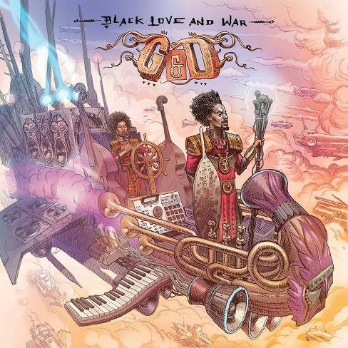 G&D - Black Love & War (Vinyl) - image 1 of 1