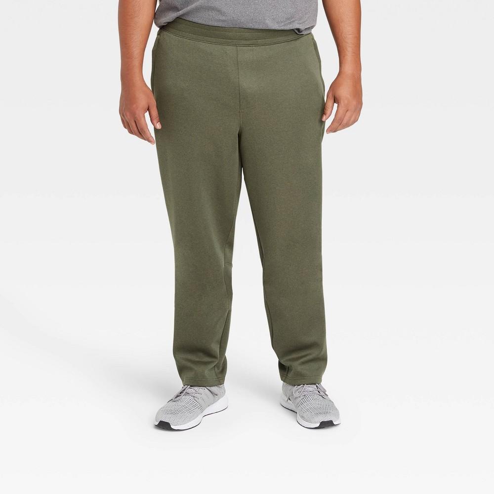 Men 39 S Big 38 Tall Tech Fleece Pants All In Motion 8482 Olive Green Xxxl