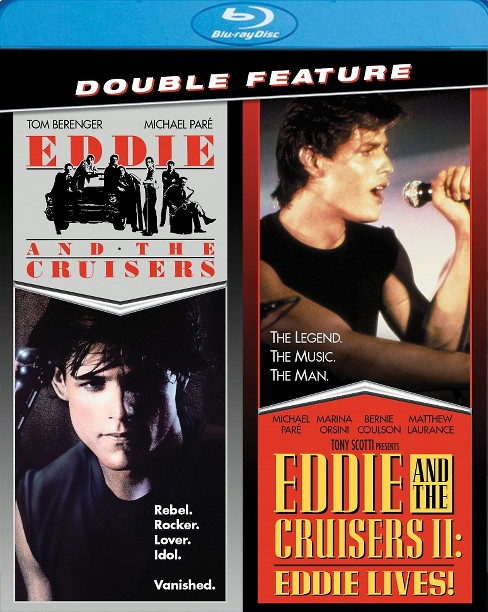 Eddie and the cruisers/Eddie and the (Blu-ray) - image 1 of 1