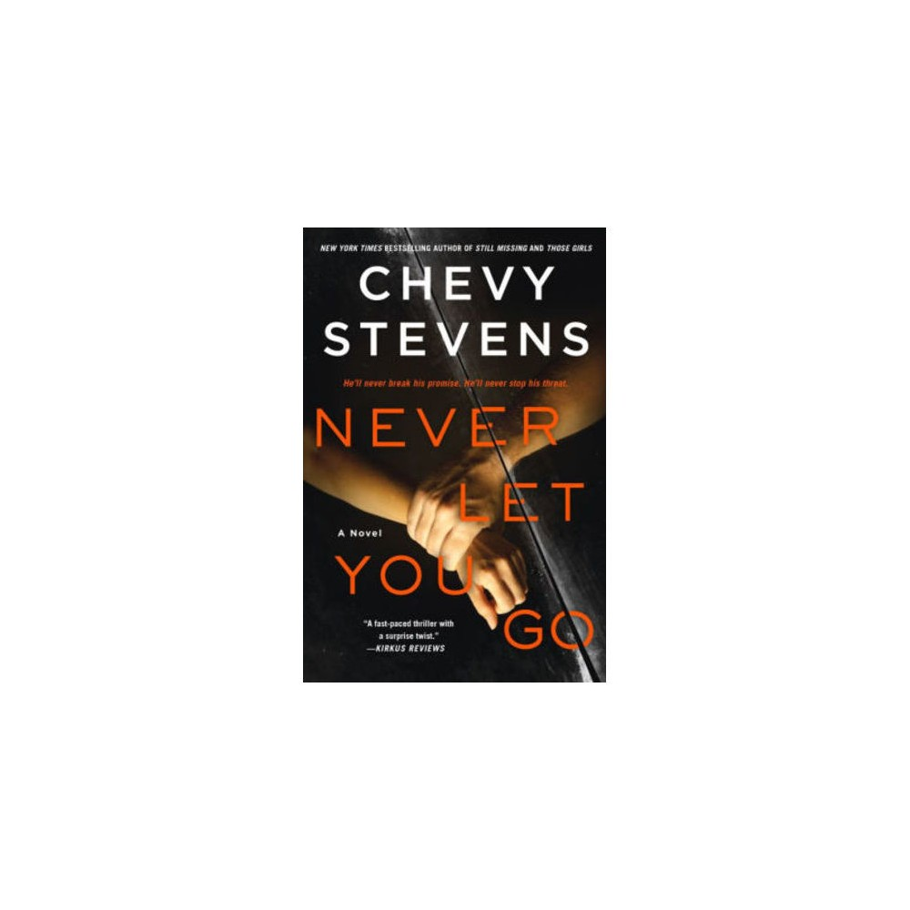 Never Let You Go (Large Print) (Hardcover) (Chevy Stevens)