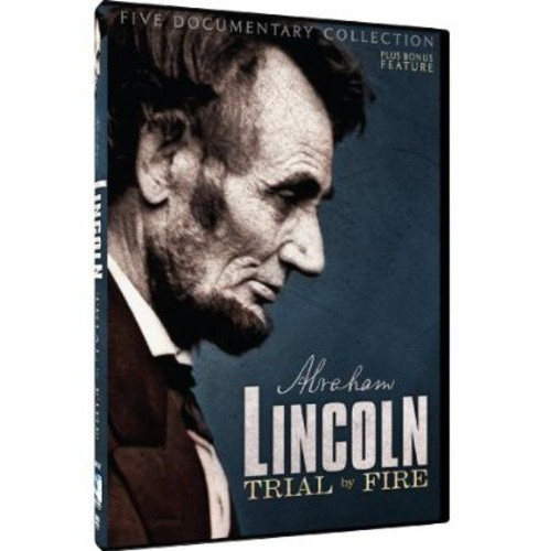 Lincoln - Trial By Fire - Documentary Collection + feature film Dvd Video - image 1 of 1