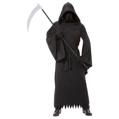 Adult Phantom Of Darkness Halloween Costume One Size
