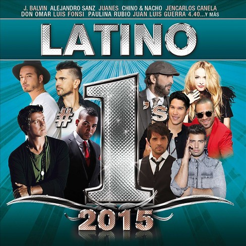 Various - Latino 1's 2015 (CD) - image 1 of 1