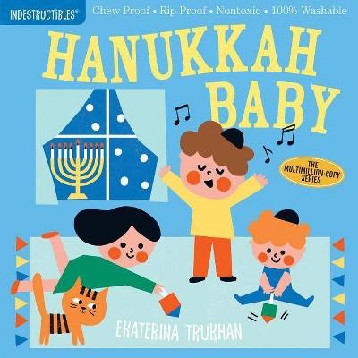 Indestructibles: Hanukkah Baby - (Paperback)