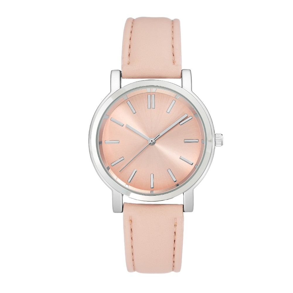 Women's Strap Watch pink silver from target mothers day gift