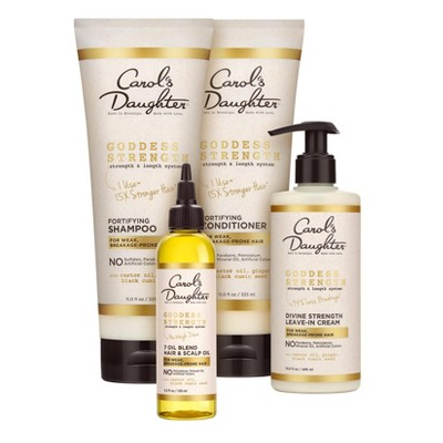 Carol's Daughter Goddess Strength Hair Care Collection