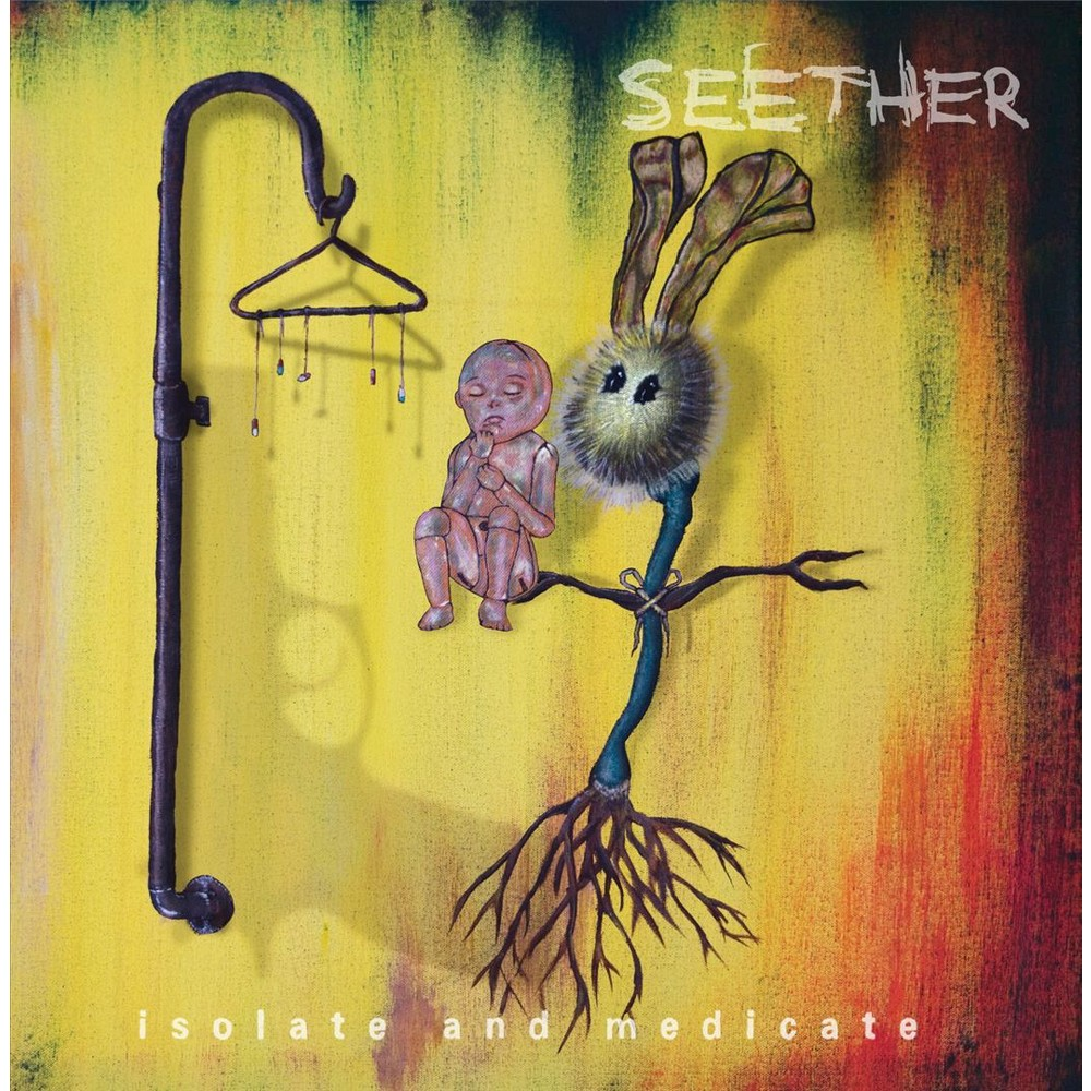 Seether - Isolate And Medicate (Vinyl)