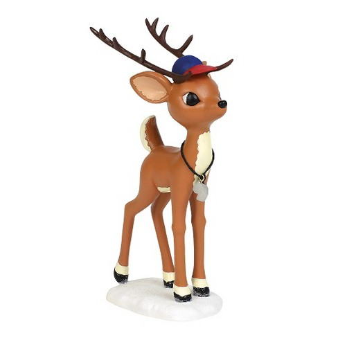 Department 56 Rudolph And The Reindeer Games Comet Figurine 7 5 Inches Target