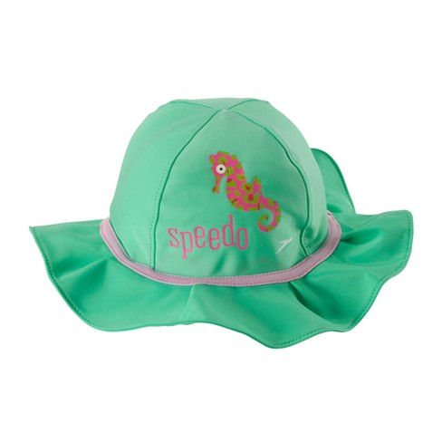 Speedo Girls Bucket Hat - Light Blue (Small/Medium) - image 1 of 2