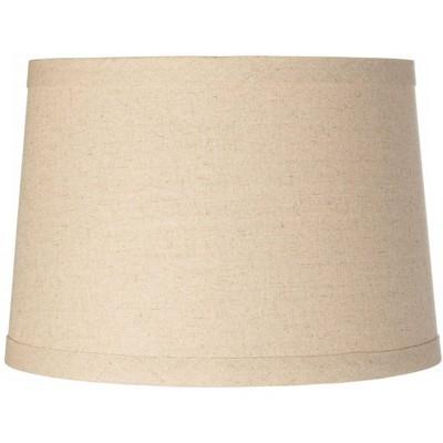 Brentwood Burlap Drum Lamp Shade 14x16x11 (Spider)
