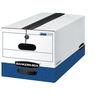 Bankers Box Liberty Plus Heavy Duty Corrugated 1211201