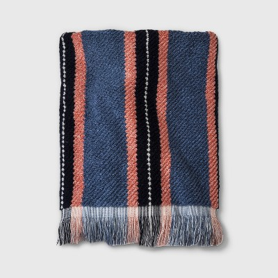 Woven Multi Striped Bath Towel - Threshold™