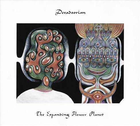 Deradoorian - Expanding flower planet (CD) - image 1 of 1