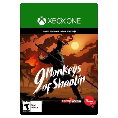 9 Monkeys of Shaolin - Xbox One/Series X|S (Digital)