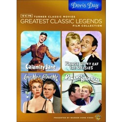 TCM Greatest Classic Legends Collection: Doris Day [2 Discs]