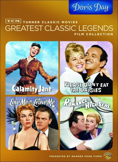 TCM Greatest Classic Legends Collection: Doris Day [2 Discs] - image 1 of 1