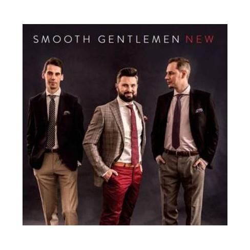 Smooth Gentlemen - New (CD) - image 1 of 1