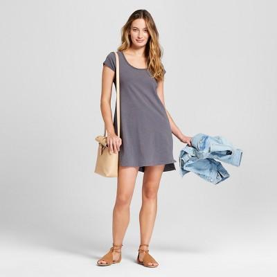 0a4d91fc466 Womens T-Shirt Dress – Universal Thread™ Gray S – Target Inventory ...