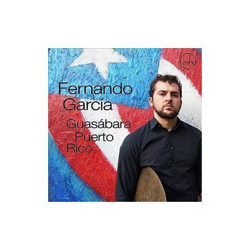 Fernando Garcia - Guasabara Puerto Rico (CD) - image 1 of 1