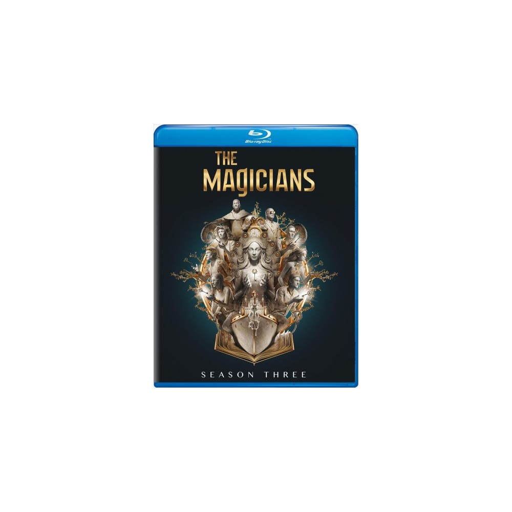Magicians:Season Three (Blu-ray)