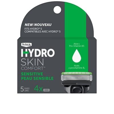 Schick Hydro 5 Blade Comfort Sensitive Refill - 4ct