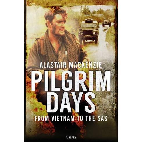Pilgrim Days - by  Alastair MacKenzie (Hardcover) - image 1 of 1