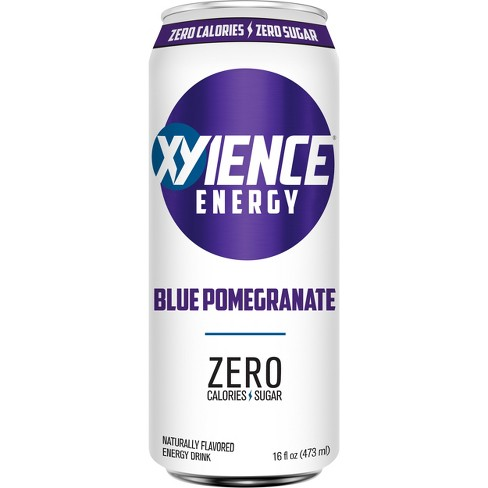 Xyience Blue Pomegranite - 16 fl oz Can - image 1 of 3