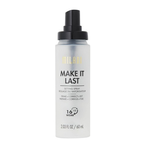 Milani Make It Last Prime + Correct + Set Makeup Setting Spray - 2.03oz - image 1 of 3