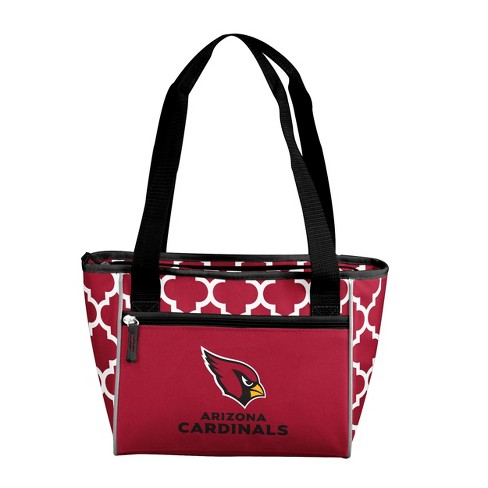 NFL Quatrefoil 16-Can Cooler Tote - image 1 of 1