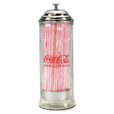 TableCraft Coca-Cola Straw Dispenser