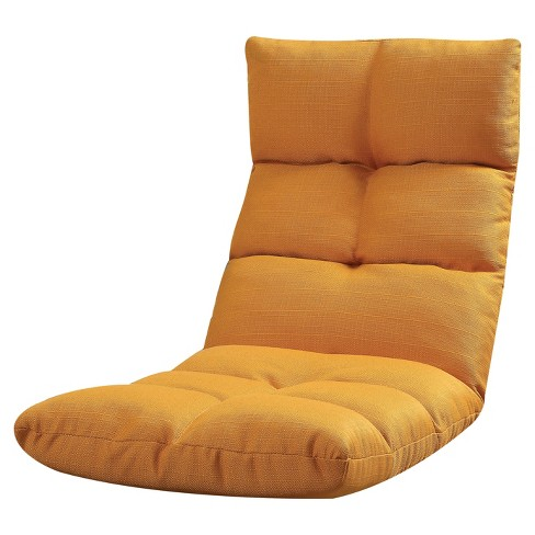 Accent Chairs  Acme Furniture Orange - image 1 of 6