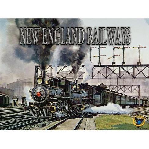 New England Railways Board Game - image 1 of 1