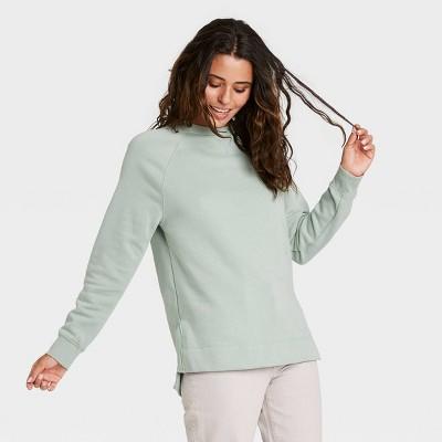 Women's Fleece Tunic Sweatshirt - Universal Thread™