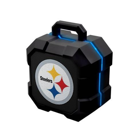 NFL Pittsburgh Steelers LED Shock Box Speaker - image 1 of 3