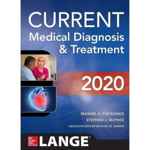 Current Medical Diagnosis and Treatment 2020 -  59 (Paperback) - image 1 of 1