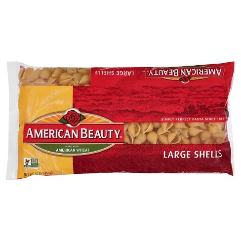 American Beauty® Large Shells - 16oz - image 1 of 1