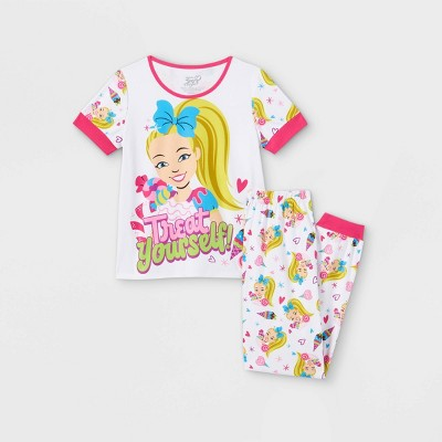 Girls' JoJo Siwa 2pc Pajama Set - Pink