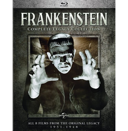 Frankenstein:Complete legacy collecti (Blu-ray) - image 1 of 1