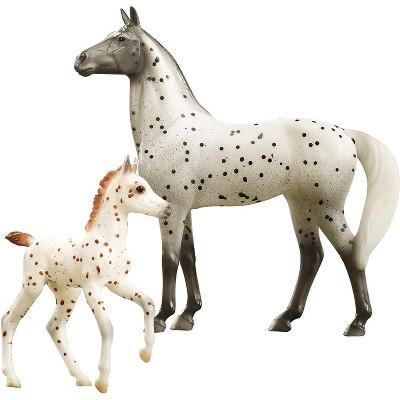 Breyer Freedom Series Spotted Wonders 1:12 Scale Model Horse Set