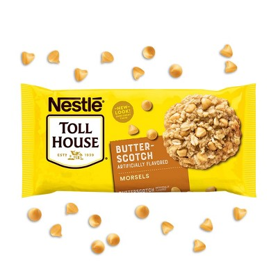 Nestle Toll House Butterscotch Artificially Flavored Morsels - 11oz