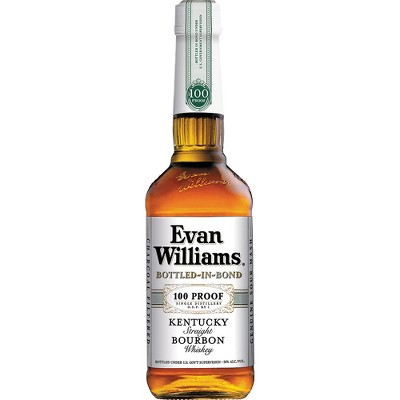 Evan Williams 100 Proof Bourbon Whiskey - 750ml Bottle