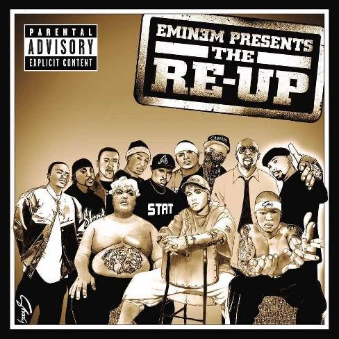 Eminem - Eminem Presents: The Re-Up (Vinyl) - image 1 of 1