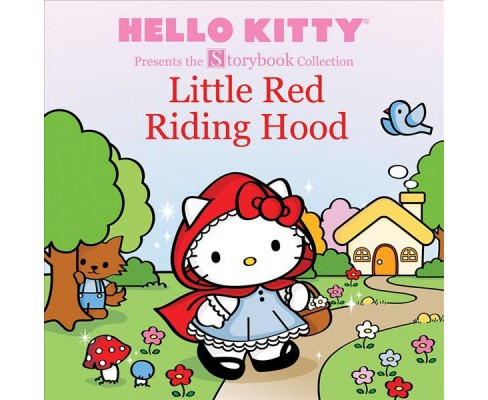 Little Red Riding Hood -  Reprint (Hello Kitty) (Paperback) - image 1 of 1