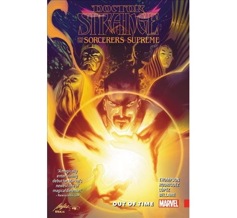 Doctor Strange and the Sorcerers Supreme 1 : Out of Time (Paperback) (Robbie Thompson) - image 1 of 1