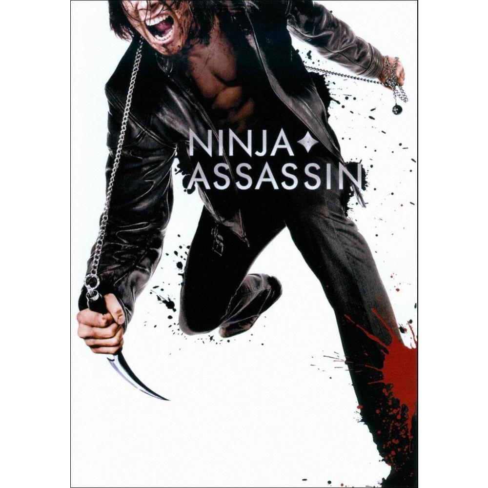 Ninja Assassin (dvd_video)
